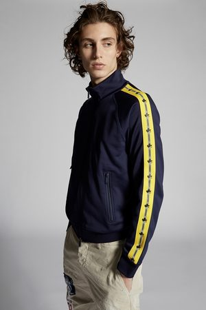 Dsquared2 Men Sweatshirts - Men Zip sweatshirt