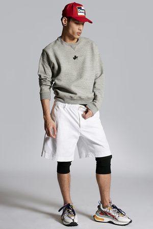 Dsquared2 Men Sweatshirts - Men Sweatshirt Grey