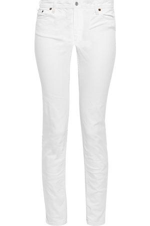 Acne Studios Women Straight - Woman South Mid-rise Straight-leg Jeans Size 23W-32L