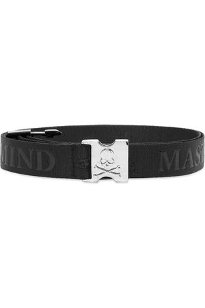 MASTERMIND Men Belts - MASTERMIND JAPAN Tape Belt