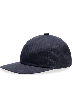 Beams Men Caps - 6Panel Herringbone Cap