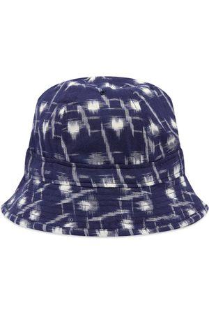 Universal Works Ikat Naval Hat
