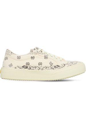 Rhude Men Sneakers - V2 Bandana Low Top Sneakers