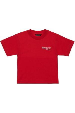 Balenciaga Organic Cotton T-shirt