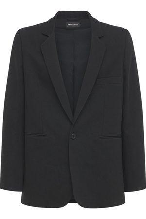 ANN DEMEULEMEESTER Men Blazers - Palomar Cotton & Linen Blazer
