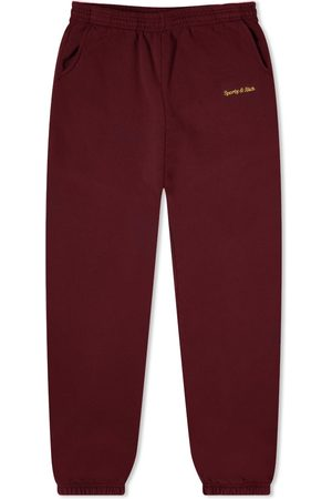 Sporty & Rich Men Sweatpants - Classic Logo Sweat Pant