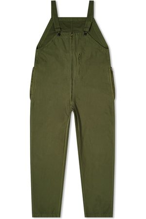 Beams Garment Dyed Military Overall