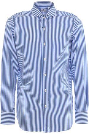 Finamore Shirt 840659.C0239. MILANO 52 STRIPES