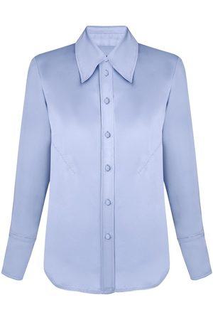 Anna October Women Shirts - Tuesday Shirt - Sky