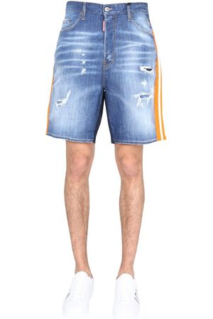 Dsquared2 MEN'S S74MU0639S30342470 OTHER MATERIALS SHORTS