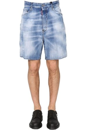 Dsquared2 MEN'S S71MU0614S30342470 OTHER MATERIALS SHORTS