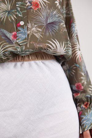 HARTFORD Jima Linen Skirt in