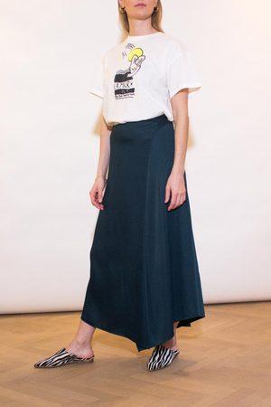 AERON Women Skirts - Portdebras Wrap Skirt - Dark