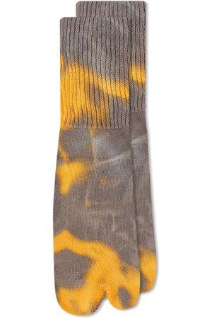 Rostersox Men Neckties - Tabi Toe Tie Dye Sock
