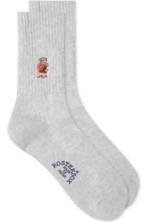 Rostersox Men Socks - Bear Sock