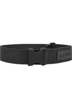 Rains Men Belts - Buckle Belt