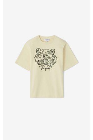 Kenzo Short Sleeve - Tiger loose-fitting T-shirt
