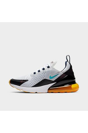 Nike Men Casual Shoes - Men's Air Max 270 Casual Shoes in /Pure Platinum Size 11.5