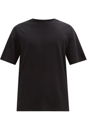 Raey Slubby Cotton-jersey T-shirt - Mens