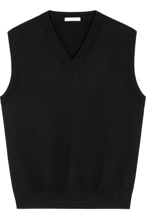 The Row Women Tank Tops - Cremona merino wool vest