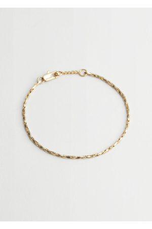 & OTHER STORIES Women Bracelets - Delicate Chain Bracelet