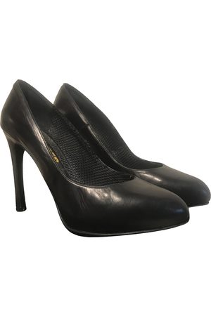 Jil Sander Leather Heels