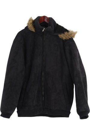 Karl Kani Men Jackets - Navy Polyester Jackets