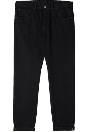 Edwin Men Tapered - Regular Tapered Jeans - Made in Japan - Rinsed L32