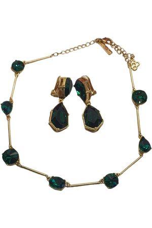 Oscar de la Renta Crystal Jewellery Sets