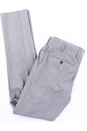 BARBA Trousers Chino Men Light grey