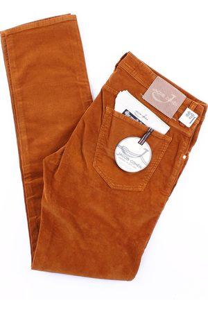Jacob Cohen Trousers Regular Men Pumpkin