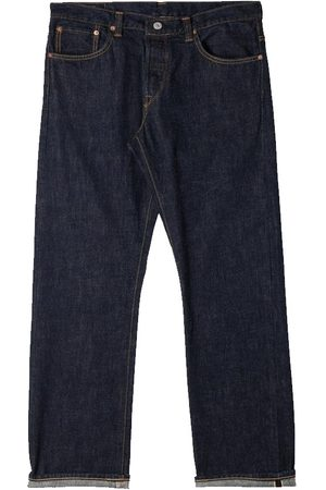 Edwin Men Straight - Loose Straight Jeans - Made in Japan - Rinsed L32