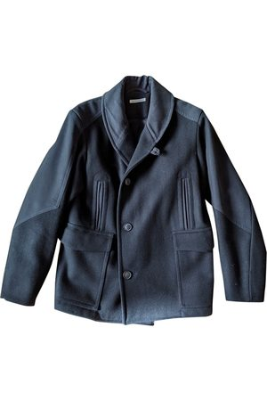 Lemaire Wool peacoat