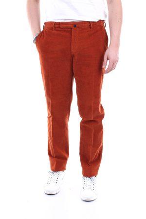 Incotex Men Jeans - Trousers Regular Men Rust