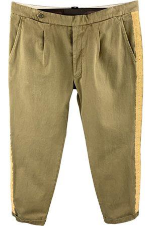 Palm Angels Cotton Shorts