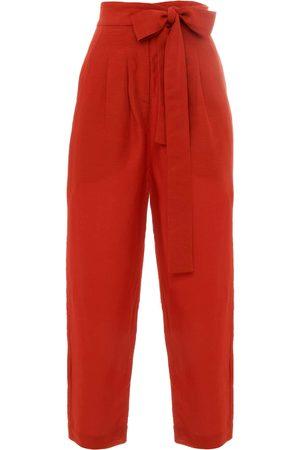 Paolita Women Jeans - Burnt Cigarette Trouser