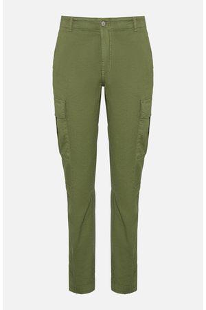 PAROSH Cabaret Cargo Trousers