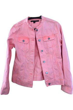 Christopher Kane Cotton Leather Jackets