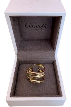 Christofle Gold Rings