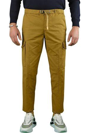 White Sand MEN'S 21SU5526746 COTTON PANTS