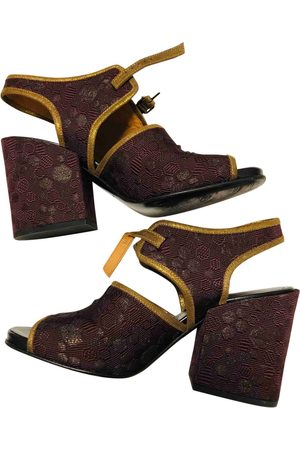 DRIES VAN NOTEN \N Cloth Mules & Clogs for Women