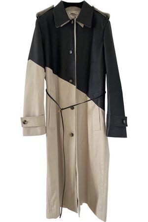 Bottega Veneta Leather Trench Coats