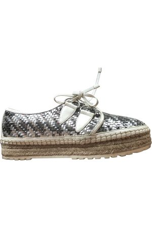 Dior \N Leather Espadrilles for Women