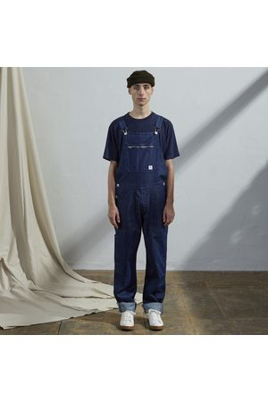 USKEES Dungarees - Rinsed Denim