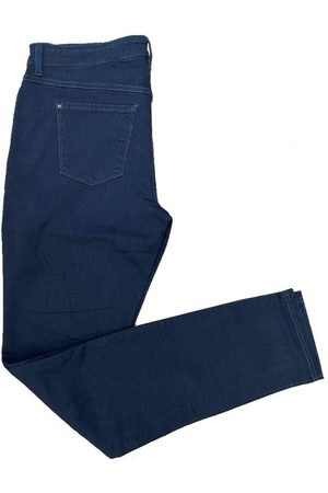 Mac Women Skinny - Mac Dream Skinny Jeans 5402 0355 D896 Jeans Dark Black