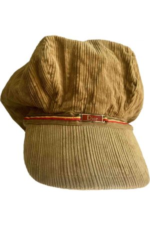Dior Multicolour Cotton Hats
