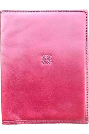 Loewe VINTAGE \N Leather Small Bag, Wallet & cases for Men