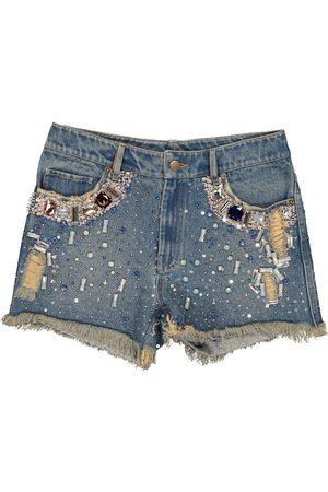 ASHISH Denim - Jeans Shorts