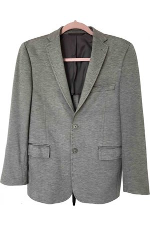 Michael Kors Grey Polyester Jackets & Coats