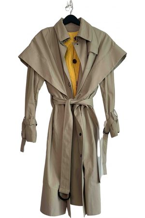 EUDON CHOI Polyester Trench Coats
